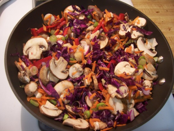 Cabbage Stir Fry| Nancy Walker | Healthy Eating